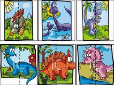Πυθαγόρειο Νηπιαγωγείο: ΒΡΕΣ ΤΟΝ ΑΛΛΟ ΜΙΣΟ ΔΕΙΝΟΣΑΥΡΟ Dinosaur Crafts, Projects To Try, Kids, Dinosaurs, Math Resources, Young Children, Boys, Children, Boy Babies