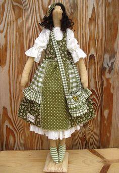 платье для винтажной тильды - Поиск в Google