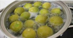 Perca até 12 quilos com limão fervido - você ficará impressionado(a) com o resultado! | Cura pela Natureza