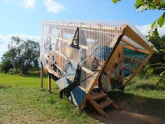 The Plongeoir / SPRAY Architecture