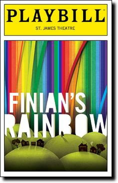 Good classic Broadway show. And Cheyenne Jackson made it that much better, Broadway Posters, Broadway Nyc, Broadway Theatre, Musical Theatre, Movie Theater, Broadway Shows, Finian's Rainbow, Rainbow Stuff, Rainbow Colors