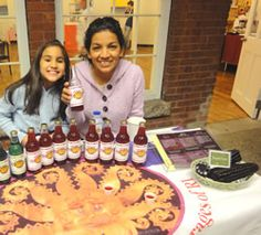 A bit about Misti  Purple corn, Lime camu camu, and Strawberry maca sparkling beverages are sourced from Peruvian family farmers and support the cultivation of heritage crops and food security in Peru. Bottled at Yacht Club in North Providence.