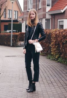 OUTFIT | Girlfriend Jeans