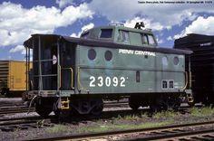 penn central n5c | PC 23092 N5C class caboose