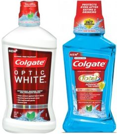 Coupon $2.00 off any Colgate Mouthwash http://azfreebies.net/coupon-2-00-off-any-colgate-mouthwash/