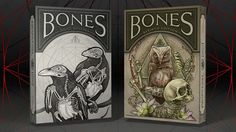 Kickstarter: 5 things you should know about Bones Playing Cards by Brain Vessel Creative