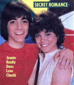 Joanie Loved Chachi off-set to