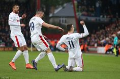 Bournemouth 1-3 Stoke City: Giannelli Imbula Ibrahim Afellay andJoselu on target as Potters seal first win in four games