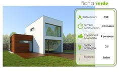 54 mejores im genes de casas prefabricadas eco modern houses modern prefab homes y cottage Casa prefabricada ecologica autosuficiente
