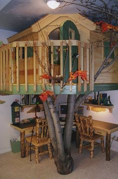 Good Tots Loft Indoor Wooden Playground For Toddlers Lofty Ideas Pinterest Lofts  And
