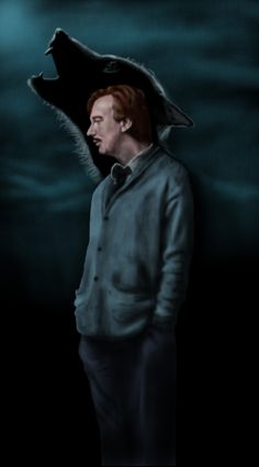 Remus Lupin is one of my favourite characters in the whole series.