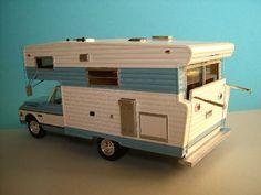 1972 Chevy Camper