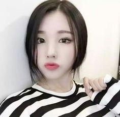 yuha | kang kyungwon | asian | pretty girl | good-looking | kpop | @seoulessx ❤️