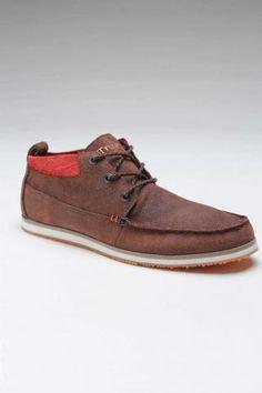 Kasper Leather Shoe by Tretorn