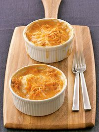 This five-ingredient recipe is one of the easiest fish casseroles you'll ever find. The cheesy shrimp sauce is made with canned soup and takes just minutes to prepare. Fish Recipes, Seafood Recipes, Cooking Recipes, Cooking Tips, Seafood Dishes, Fish And Seafood, Fish Casserole, Casserole Recipes, Foodies