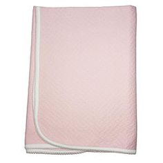 Pink Quilted Pima Blanket Beautiful Babies, Blanket, Clothing, Pink, Cotton, Baby, Small Bouquet, Outfits, Infants
