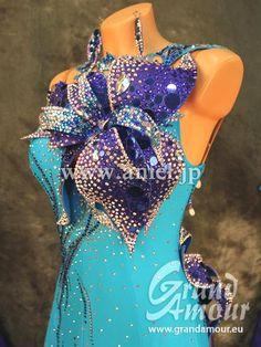 Die 963 besten Bilder von Tanzkleider   Social dance, Ballroom Dance ... c07928f211