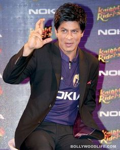 IPL 2016: Shah Rukh Khan cheers for Kolkata Knight Riders ahead of its FIRST clash with Delhi Daredevils!
