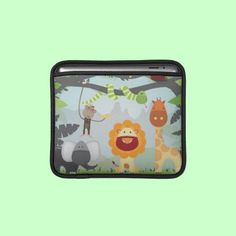 Jungle animals for hi tech gadgets and everything else