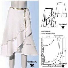 Amazing Sewing Patterns Clone Your Clothes Ideas. Enchanting Sewing Patterns Clone Your Clothes Ideas. Skirt Patterns Sewing, Sewing Patterns Free, Clothing Patterns, Sewing Clothes, Diy Clothes, Make Your Own Clothes, Schneider, Sewing For Beginners, Dressmaking