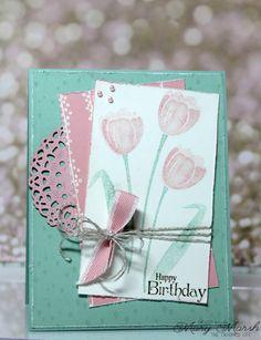 CC692 DT Sample- Mary's card
