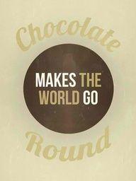 Chocolate Crazy #chocolate4life