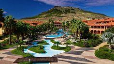 Resort Hotels: Pestana Porto Santo All Inclusive and Spa Beach Resort | #hotelinteriordesigns #lboutiquehotels #luxuryhotels| See also: http://hotelinteriordesigns.eu/ @pestanagroup