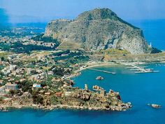 Sicily, Italy - another beautiful place I've been.