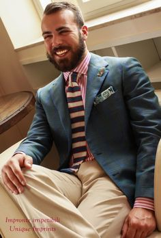 mixing patterns luciano barbera italian style knitted tie fashion men