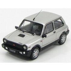 Autobianchi - A112 Abarth 1984 7-Series Light Grey Met
