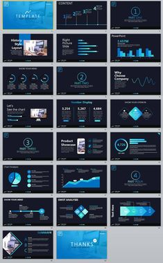 Business infographic : 23 Best Creative Swot Charts PowerPoint template #powerpoint #templates #presen