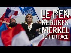 (426) Based Europe Part One: Marine Le Pen, France - YouTube