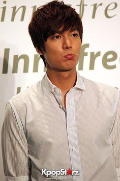 Lee Min Ho ~ cute