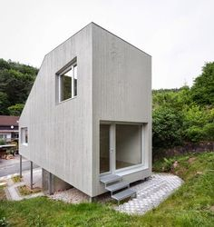 Small Micro House Design, by Architekturbüro Scheder at Hohenecken Germany   Alkahouse   Home Design Ideas