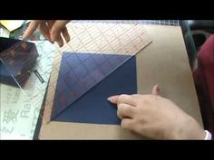 ▶ How to Make a Graduation Hat Box for Gift or Gift Card - YouTube