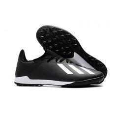 new styles 97336 b8947 chaussure de foot adidas · Kupiti Kopačky adidas X 18.3 TF Black White  Black White, Adidas Soccer Shoes, Room
