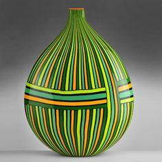 David Calles - Pimpollo - Pismo Fine Art Glass
