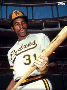 Dave Winfield - San Diego Padres