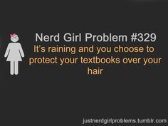 haha I do this all the time. I can deal with wavy hair; I can NOT deal with wavy book pages!