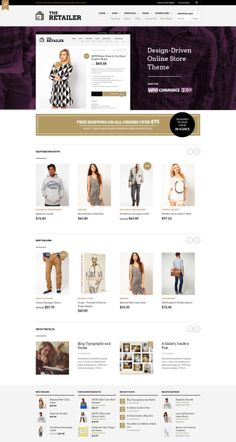 60+ Best WordPress WooCommerce Themes 2013 from OnWPThemes - a beautiful wordpress theme.