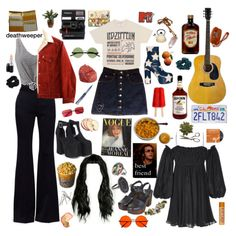 ˗ˏˋif i was on that 70s show by gothkink