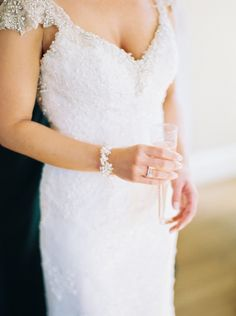 North Carolina Wedding with Soft Details - MODwedding