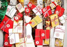 В ожидании Нового года: адвент-календарь