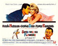 """1964 ... """"Send Me No Flowers!"""""""