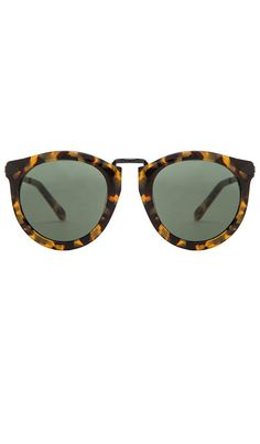 Shop for Karen Walker Harvest in Crazy Tortoise at REVOLVE. Free 2-3 day shipping and returns, 30 day price match guarantee.