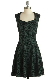 The Pine Room Dress, #ModCloth