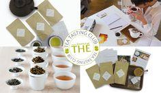 Concours La QuintEssence du Thé : 3 Tea Tasting Club Découverte et 1 Tea Tasting Club Master à gagner