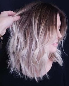 48 Pretty Ombre and Balayage Hair Colors in 2018