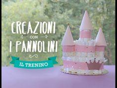Castello - Torta di Pannolini | Pampers