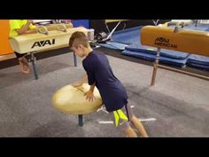 YouTube Mens Gymnastics, Gymnastics Coaching, Gymnastics Training, Gymnastics Mushroom, Male Gymnast, Drills, Squad, Horse, Mini